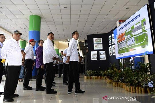 Perluasan bandara Sam Ratulangi Manado ditargetkan selesai 2020