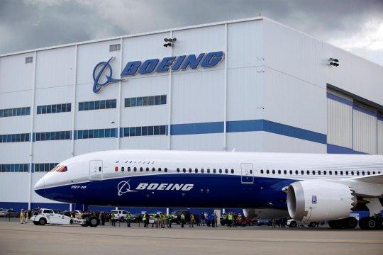 Boeing janjikan 100 juta dolar bagi keluarga korban pesawat 737 Max
