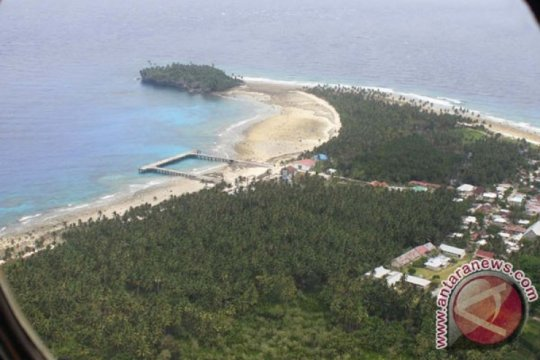 Pemprov dorong peningkatan pembangunan wilayah perbatasan