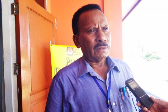 KPU Biak siapkan data pemilu hadapi gugatan caleg PAN DPRP Papua