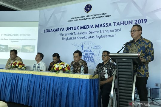 Angkasa Pura ingin kembangkan Bandara Yogyakarta hub internasional