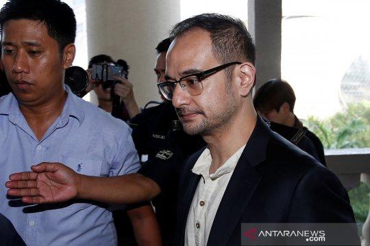 Anak tiri mantan PM Malaysia didakwa pencucian uang