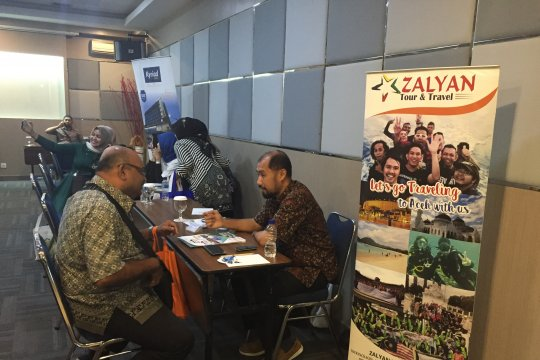 Pemerintah Aceh-KJRI Johor fasilitasi pertemuan bisnis agen perjalanan
