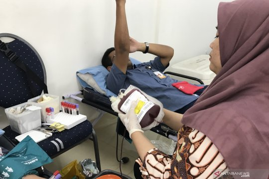LRT akan jadikan kegiatan donor darah kegiatan rutin
