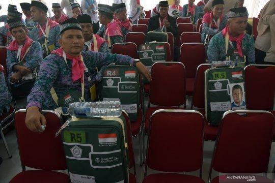2.676 JCH Riau sudah di Tanah Suci