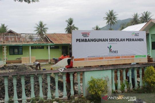ACT bangun kembali tiga madrasah di Pasigala pascabencana