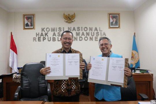 Komnas dan UNHCR kerja sama perlindungan HAM pengungsi di Indonesia