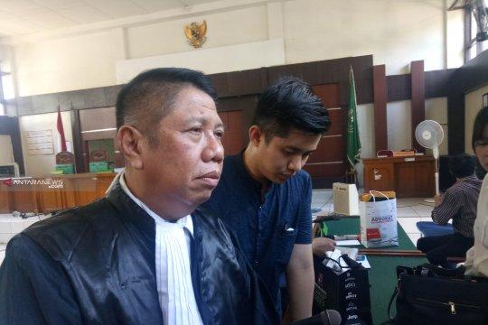 Kuasa hukum KPU Palembang anggap tuntutan pidana pemilu kadaluarsa