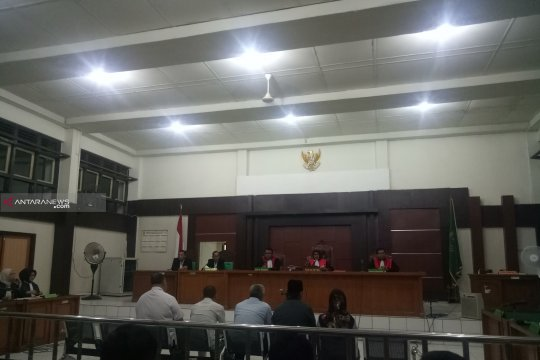Majelis hakim tolak keberatan KPU Palembang