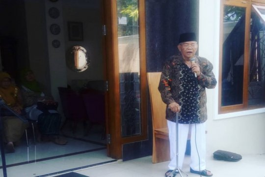 Muhammadiyah: Abu Suud sosok berpikiran terbuka