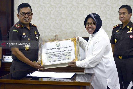 Sinergi Pemkot Surabaya-Kejati Jatim selamatkan aset Rp370 miliar