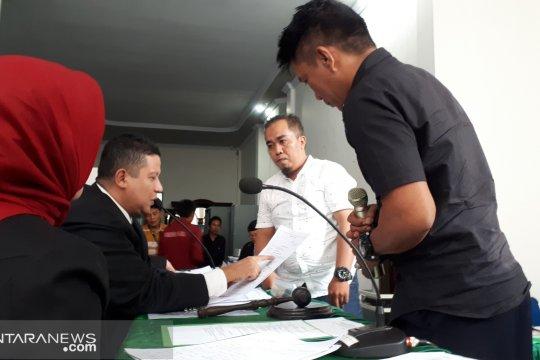DKPP sidang etik penyelenggara pemilu KPU Kabupaten Toli-toli
