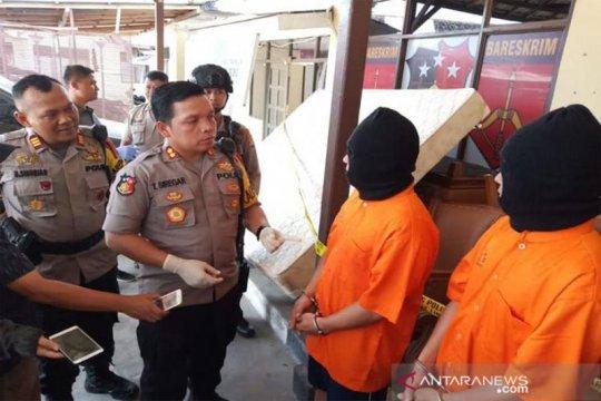 Polisi ringkus pencuri di rumah mantan Bupati Barito Utara