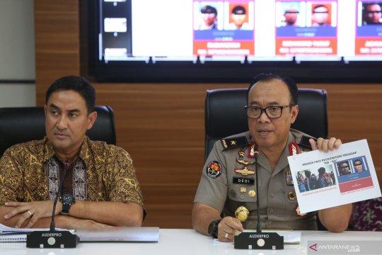 Polri jelaskan ciri penembak Harun korban ricuh 22 Mei