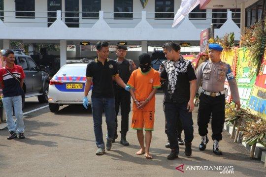 Pembunuh anak di Bogor terancam hukuman penjara seumur hidup