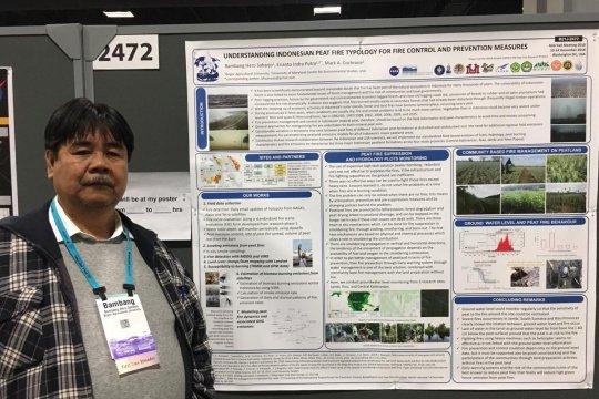 Guru besar IPB Bambang Hero raih anugerah sains John Maddox 2019