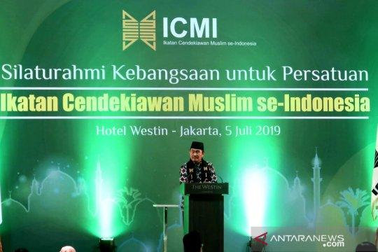 Ketua ICMI ajak cendekiawan muslim berpikir panjang bagi bangsa