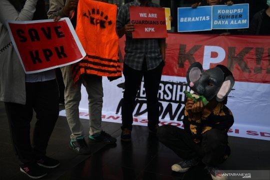 Saran bagi Pansel KPK melalui aksi teatrikal