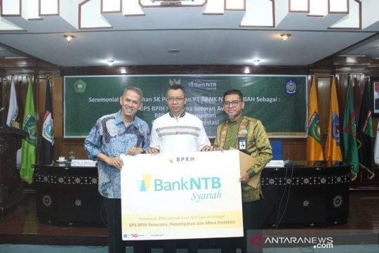 Bank NTB Syariah peroleh SK penerima setoran biaya haji