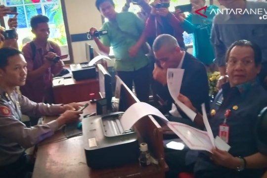NasDem Sulteng serahkan kasus Yahdi Basma ke Polda Sulawesi Tengah