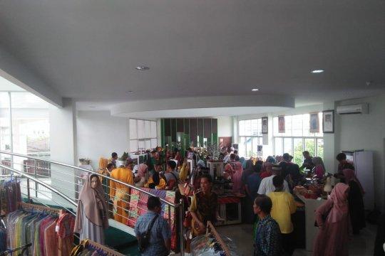 """Gedung UMKM Center Pontianak """"diserbu"""" pengunjung STQ Nasional"""