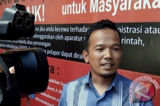 22 kandidat bersaing jadi Kepala Ombudsman Sumbar