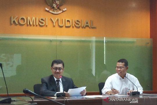 Komisi Yudisial loloskan 70 calon hakim agung