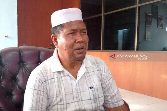 Penahanan Ketua DPRK Nagan Raya di Rutan Calang tidak diistimewakan