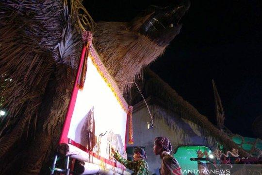 Festival Lima Gunung 2019 dikerjakan milenial desa