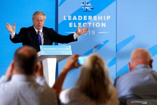 Boris Johnson janji dukung para diplomat Inggris