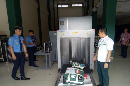 Angkasa Pura II pasang mesin pemindai di Asrama Haji Palembang