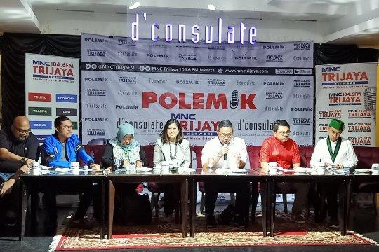 Voxpol ingatkan Joko Widodo disiplin tentukan kursi kabinet