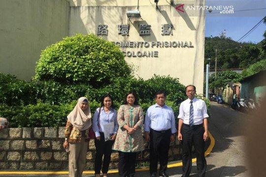 Empat WNI ditahan di Makau