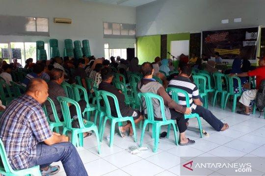 Pengungsi korban likuefaksi Balaroa serukan tolak bayar pajak