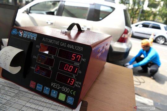 Pemkot Jakarta Utara akan gelar uji emisi tahap II