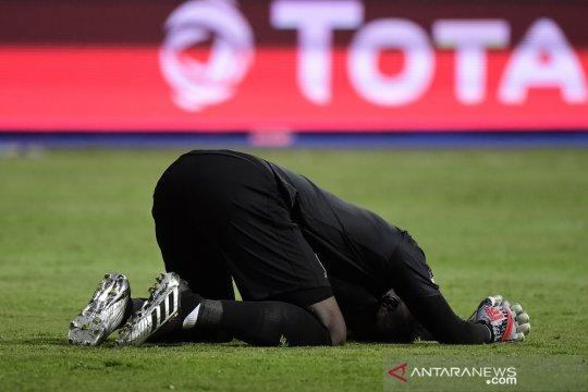 Seedorf apresiasi upaya penuh Kamerun, sayangnya itu tak cukup