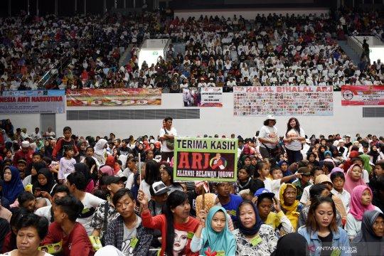 Aliansi Relawan Jokowi harapkan rekonsiliasi usai Pemilu