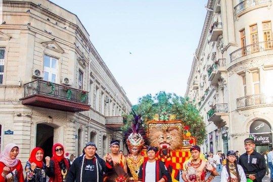 KBRI gelar festival di Azerbaijan kenalkan seni budaya Indonesia