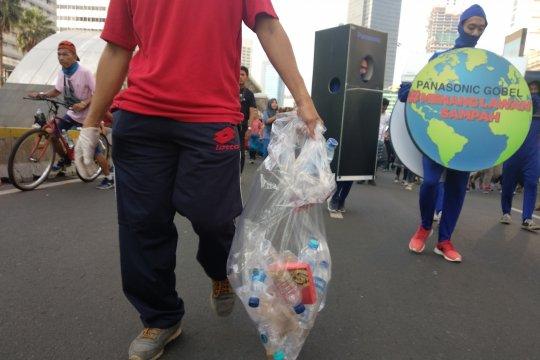 Pahit-manis aktivis peduli sampah di Jakarta