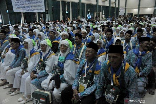 Sebanyak 250 kamar disiapkan Asrama Haji Palembang