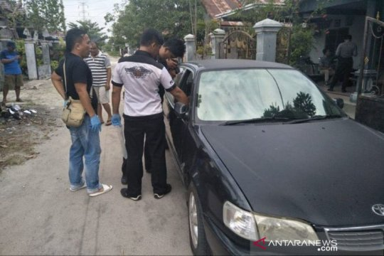 Komplotan pencuri dengan modus pecah kaca mobil dibekuk di Kalbar