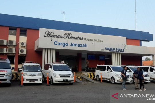 BNPB bersiap sambut jenazah Sutopo di Bandara Soekarno Hatta