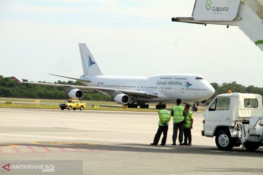 Embarkasi Balikpapan berangkatkan 6.730 calon haji