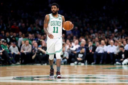 Kyrie Irving berlabuh di Brooklyn Nets