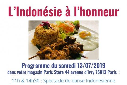 Potensi Indonesia dipromosikan di Paris Store