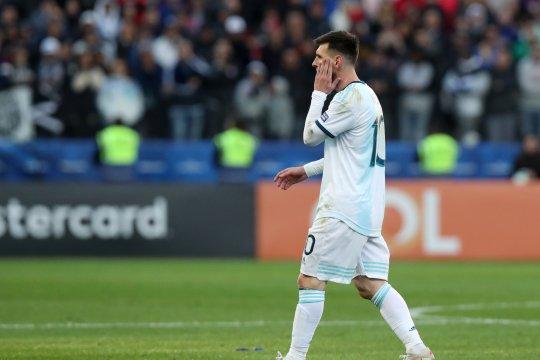 Tite minta Messi hormati orang lain