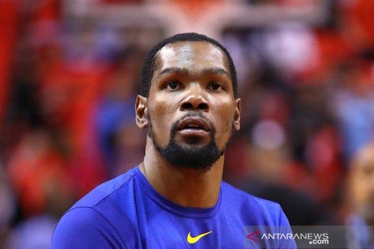 Kevin Durant akan pimpin sederat bintang baru NBA di Olimpiade Tokyo