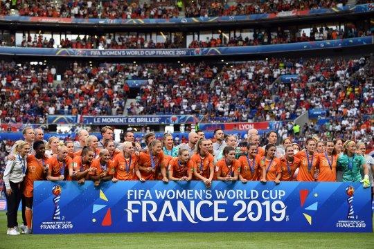 Tiga negara Eropa ingin jadi tuan rumah bersama Piala Dunia Putri 2027