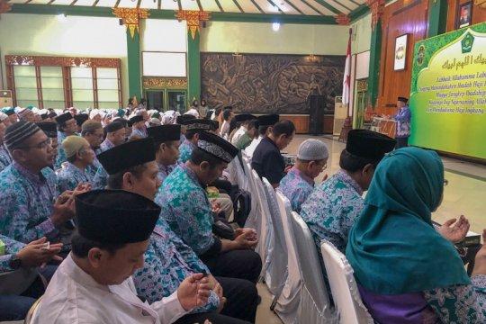 Kemenag minta calon haji Kota Yogyakarta patuhi aturan barang bawaan