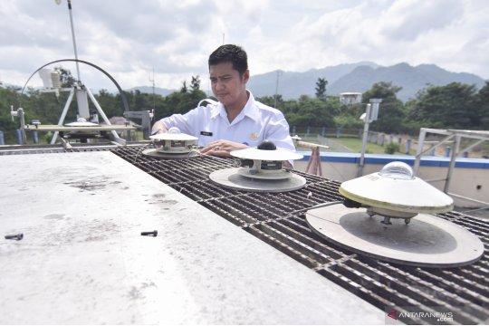 BMKG ingatkan peran stasiun GAW kendalikan gas rumah kaca